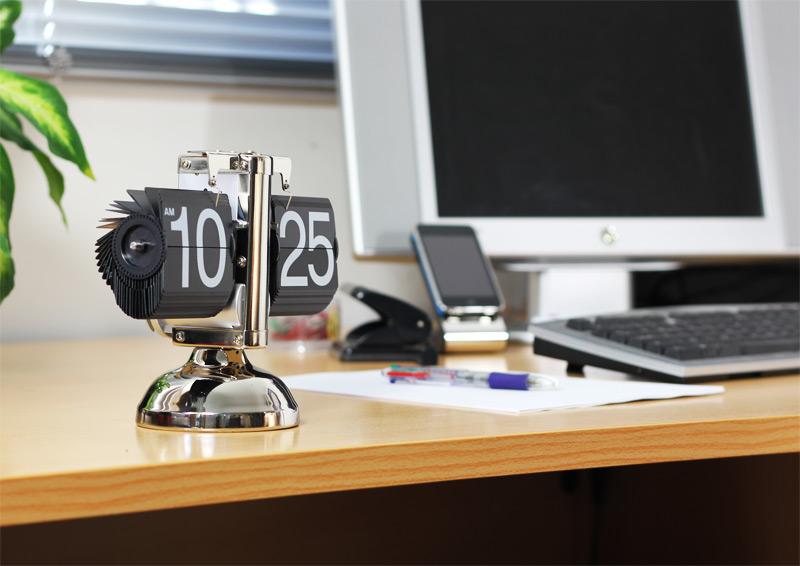 Cool Clocks Retro Flip Clock